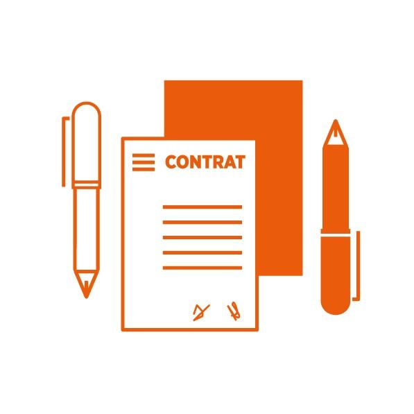 Deposer Un Contrat De Travail Asprh